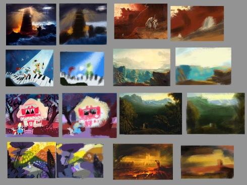 Color Study003