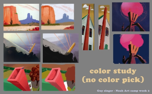 Color Study004