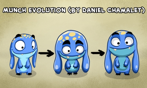 MunchEvolution