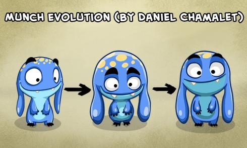 MunchEvolution